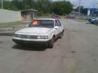 Cutlass Ciera 1990 Auto 2.5 motor Call us or stop by