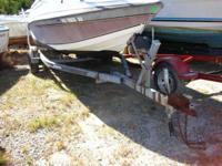 1990 EZ Loader 21ft Calkins Trailer 21ft Calkins Boat