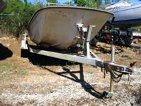 20ft Beck Trailer equipped with a trailer jack saftey