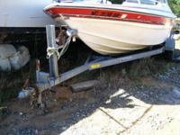 1990 EZ Loader Funliner Boat Trailer 19ft Funliner Boat