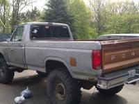 i have a 1990 f250 has a 351 v8 has a 6in skyjacker