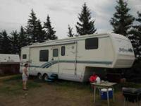 1990 Fleetwood Jamboree Bounder Class A 460 Engine with