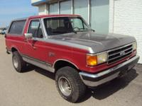 %listing title% A rust-free Bronco like this is hard to