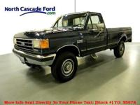 Options Included: 4x4, 5-Speed M/T, 8 Cylinder Engine,
