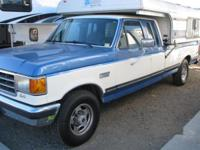 1990 Ford f250 lariat extremely taxicab.  CALL DAVID
