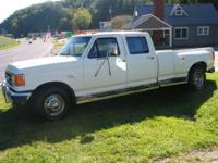 Options Included: 7.3 L Idi Disesl, Air Conditioning,