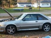 1990 Ford Mustang GT Stick! Must See..... 1990 Fox Body