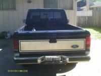 1990 Ford Ranger extended cab with 190,000 Highway