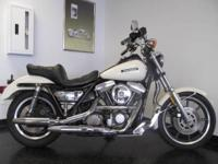 1990 FXR POLICE!! RARE RUNS GREAT!! This bike just came