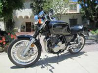 1990 GB 500 TT Tourist Trophy * Cafe Racer * 8,900