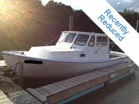 Well looked after 1991 26 General Marine Lobster Boat,