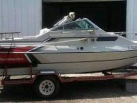1990 Glassmaster S-187 Cuddy Please call boat owner