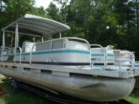 1990 Grumman 24ft Fun Ship w/50hp Four Stroke Yamaha.
