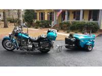 1990 Harley-Davidson FXR Superglide. 1990
