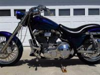 Make: Harley Davidson Model: Other Year: 1990 VIN