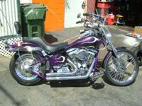 1990 Harley-Davidson Softail Custom Lots of custom