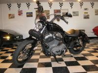 Cool custom sportster with 16,000 miles, 3,000 since