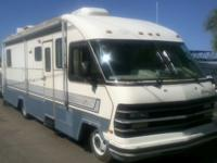 1990 Holiday Rambler Aluma-Lite Chevrolet Banks 454