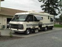 1990 Holiday Rambler Aluma Lite Class A This is a