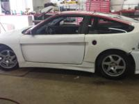 1990 Honda CRX with Black widow Kit Been sitting for 8