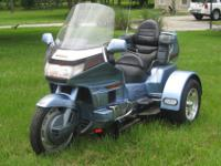 absolutely fantastic 1990 HONDA GOLDWING in exceptional