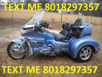 Goldwing Trike with Motortrike Conversion, Excellent