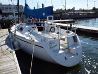 Hunter 30 1990 Sailboat Beautifully maintained with