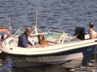 1990 Invader 170 w 1994 Merc 90HP OB and shorelander