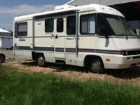 1990 Itasca Sunflyer M25RC Class C. Length 25ft- Adult