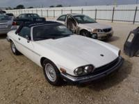 PARTING OUT CAR!! FOR MORE INFO ON 1990 JAGUAR XJS: