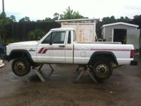 STOCK # D08085     I AM PARTING THIS 1990 JEEP COMANCHE