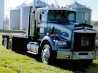 1990 KENWORTH T800, Engine: 365 Cummins, Exterior: