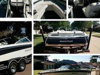 1990 Mastercraft 240, Excellent condition, 500 hours,