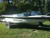 1990 MasterCraft Pro Star 190 Please call owner Glen at