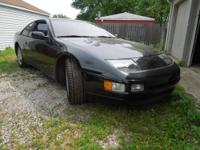 Very nice looking and running 300zx. Brand new high