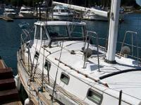 1990 Pacific Seacraft Creala 36 Please call boat owner