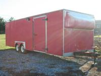 For Sale is a 1990 Pennstyle enclosed bumper pull