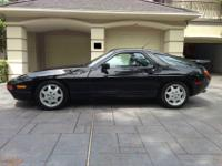 BEAUTIFUL Garage kept Porsche 928 GT 5-speed. This