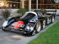 1990 Porsche 962C The 962 is considered to be the most