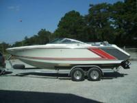 1990 Powerquest 222 Spectra XL powered by 454 Mercury