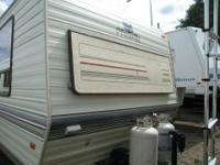 Have a 1990 Prowler 26ft Travel Trailer for sale with