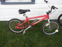 "For Sale: 20"" GT BMX Bike. I have had this bike since i"
