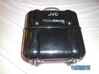 JVC Model GR-C7U VHS camcorder, like new condition. In