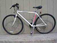 "1990 Schwinn Crosscut Bicycle, 18"" CR-MO frame and"