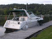 1990 SEA RAY 270DA, A rare discover, this trailerable