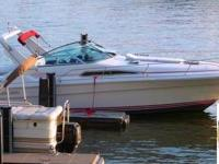 1990 Sea Ray 310 DA - Powered by a 7.4 L Mercruiser