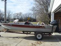 Have a SeaNypmh fishing boat for sale. Asking $3500