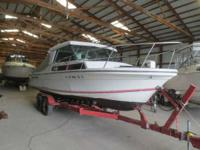 Call today for more details. 1990 SportCraft 250 FISH