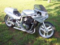I have a 1990 Suzuki GSXR 1100 For Sale or Trade. This