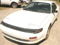 Selling in parts ONLY:. '90 Toyota Celica, 5-Speed